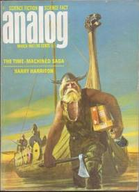 image of ANALOG Science Fiction/ Science Fact: March, Mar. 1967