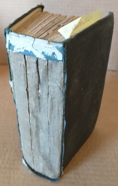 London: John Churchcill, 1846. Hardcover. Octavo; Poor+ condition hardcover; Spine torn away (see ph...