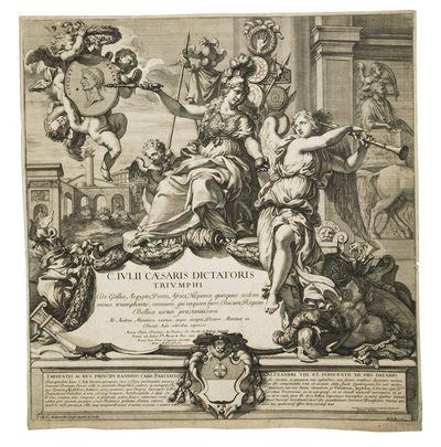 C. Julii Caesaris Dictatoris triumphi...