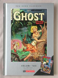 Ghost Comics, Volume 2: 1953-1954 Issues 8-11, Monster Issues 1-2