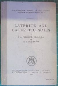 Laterite and Lateritic Soils