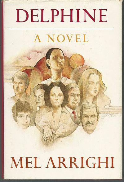 DELPHINE A Novel, Arrighi, Mel