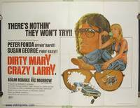 Dirty Mary  Crazy Larry.