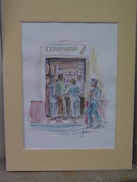 """image of Original Artwork Entitled """"Cervesaria"""""""