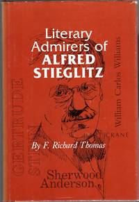 image of Literary Admirers of Alfred Stieglitz