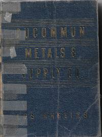 Ducommun Metals & Supply Company-General Catalog P