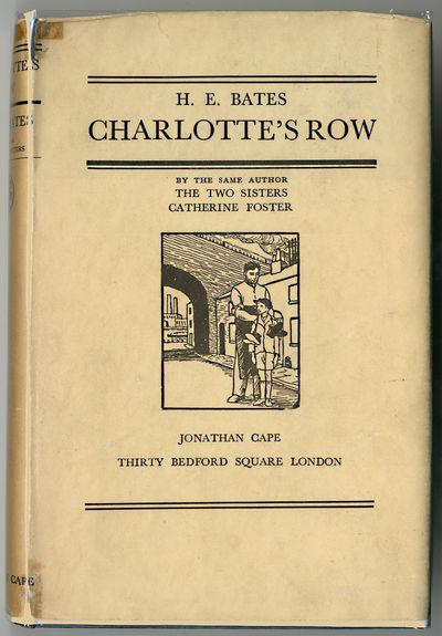 London: Jonathan Cape, 1931. Gilt blue cloth. Manufacturing crease in cloth across upper board, a co...