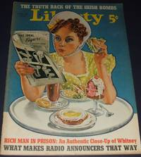 image of Vintage Issue of Liberty Magazine for August 19th 1939 Cover Art by Elise  Parks