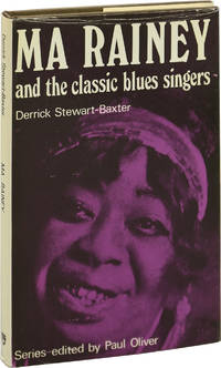 image of Ma Rainey and the Classic Blues Singers (First UK Edition)
