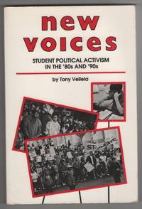 New Voices  Student Political Activism in the '80s and '90s