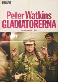image of The Gladiators [Gladiatorerna] (Original Swedish poster for the 1969 film)