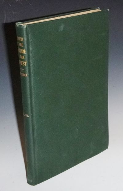 New York: Frances P. Harper, 1902. First Edition. Octavo. Volume 3 only. Unopened and with the fine ...