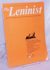 image of The Leninist, 1983, No. 5, Aug Communist Theoretical Journal