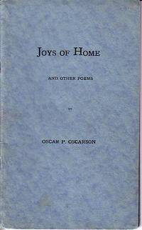 Joys of Home and Other Poems