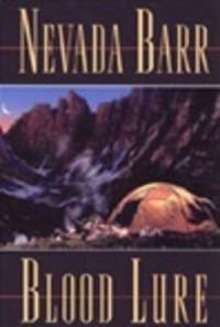 image of Barr, Nevada   Blood Lure   Signed First Edition Copy