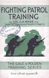 FIGHTING PATROL TRAINING (Military)