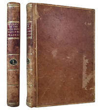 image of Works of the Late Doctor Benjamin Franklin: Consisting of His Life Written by Himself, Together with Essays, Humorous, Moral_Literary, Chiefly in the Manner of The Spectator. (Volume One Only)