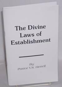The divine laws of establishment