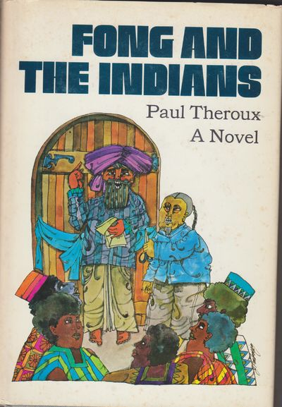 Boston: Houghton Mifflin. 1968. First Edition; First Printing. Hardcover. Very good+ with a little f...
