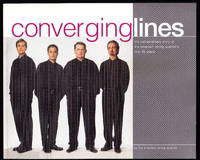 image of Converging Lines:  The Extraordinary Story of the Emerson String Quartet's First 25 Years
