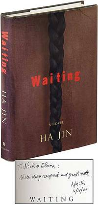 Waiting by  Ha JIN - Signed First Edition - 1999 - from Between the Covers- Rare Books, Inc. ABAA (SKU: 107445)