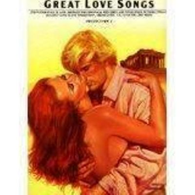 Great Love Songs. by Various - from Music by the Score and Biblio.co.uk