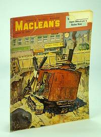 Maclean's - Canada's National Magazine, 15 August (Aug.), 1949 - The Story of the Hudson's Bay Company / Hong Kong Gold Smuggling