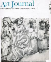 Art Journal: Winter 67/68 XXXVII/2
