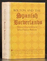 image of Bolton and the Spanish Borderlands