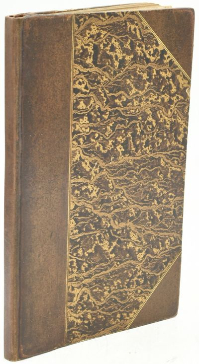 London: Printed in the Year, 1701. First Edition. Three Quarters Leather. Very Good binding. First E...
