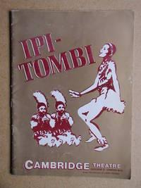 Ipi-Tombi. Theatre Programme.