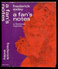 A FAN'S NOTES: A Fictional Memoir