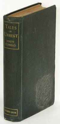 TALES OF UNREST by  Joseph Conrad - First Edition - 1898 - from Quill & Brush and Biblio.com