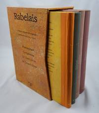 Rabelais Four Volumes in French
