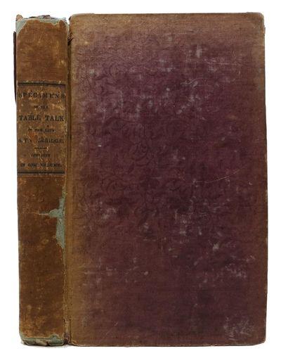 New-York: Harper & Brothers, 1835. 1st US edition (American Imprints 31048). Original purple ribbon-...