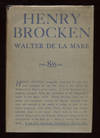 image of Henry Brocken: His Travels and Adventures in the Rich, Strange, Scarce-Imaginable Regions of Romance