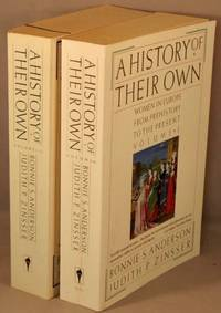 image of A History of Their Own, Women in Europe from Prehistory to the Present. 2 volumes complete.