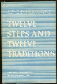 image of TWELVE STEPS AND TWELVE TRADITIONS