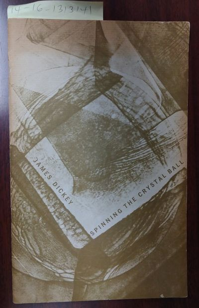 Washington: The Library of Congress, 1967. Softcover. Octavo; G+; paperback; thin spine without text...
