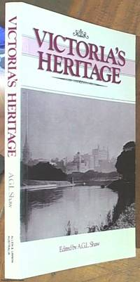 image of Victoria's Heritage; Lectures to Celebrate the 150th Anniversary of European Settlement in Victoria