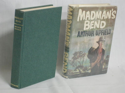 London; (1963): Heinemann. First Edition. Octavo. This is a crime story with a difference. As well a...