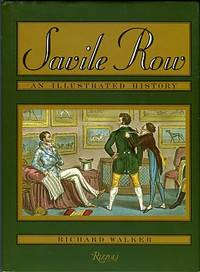 image of Savile Row: An Illustrated History