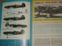 Typy broni i uzbrojenia. Samolot mysliwski Jak-1 (Yakovlev Yak-1 Soviet Fighter Plane)