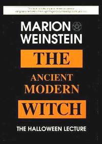 image of THE ANCIENT MODERN WITCH - The Halloween Lecture