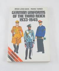 German uniforms of the Third Reich, 1933-1945 (Blandford colour series)