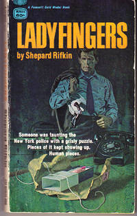 Ladyfingers by  Shepard Rifkin - 1st Printing - 1969 - from John Thompson and Biblio.com