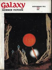 "image of GALAXY Science Fiction: November, Nov. 1951 (""The Puppet Masters""; ""Tiger By the Tail"")"