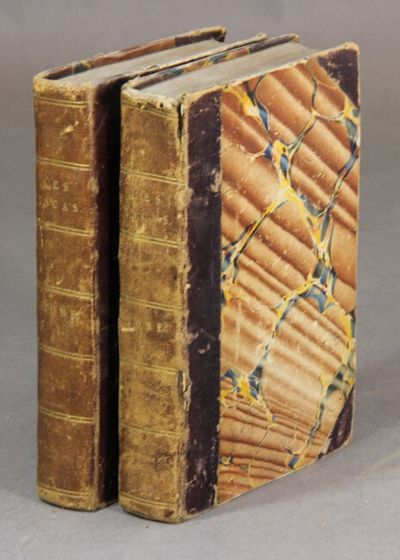 Paris: Lacombe, 1778. 2 volumes, 12mo, pp. xii, 320; 364, ; engraved frontispiece, 10 plates by More...