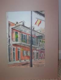"""image of Original Artwork Entitled """"ROYAL STREET"""""""
