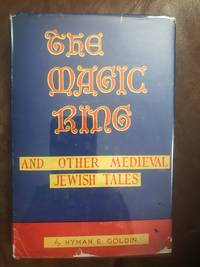 image of The Magic Ring And Other Medieval Jewish Tales